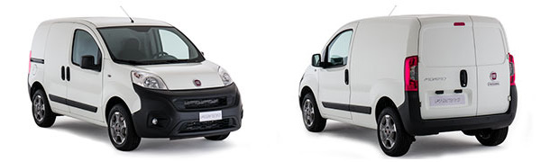 Modelo Fiat Professional Fiorino Furgón 3p -