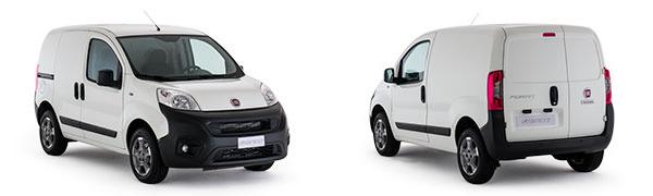 Modelo Fiat Professional Fiorino Furgón 4p -