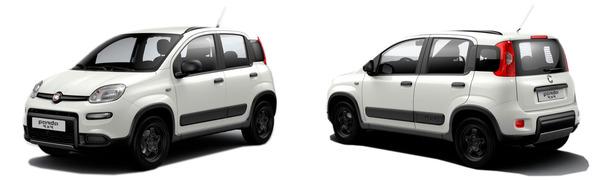 Modelo Fiat Panda -