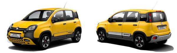 Modelo Fiat Panda City Cross