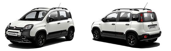 Modelo Fiat Panda Trussardi