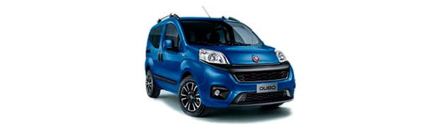 Modelo Fiat Professional Qubo Easy
