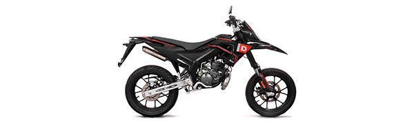 Modelo Derbi Senda DRD Racing