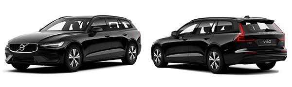 Modelo Volvo V60 -