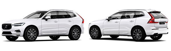 Modelo Volvo XC60 Inscription