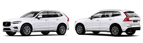 Modeloa Volvo XC60 Business Plus