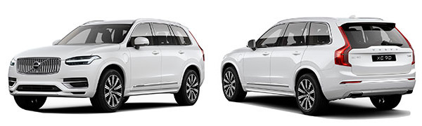 Modeloa Volvo XC90 Inscription