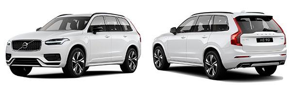 Modelo Volvo XC90 R-Design