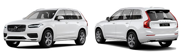 Modelo Volvo XC90 Business Plus