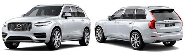 Modeloa Volvo XC90 Excellence