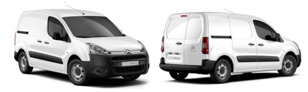 Modelo Citroën Berlingo Furgón 3p First