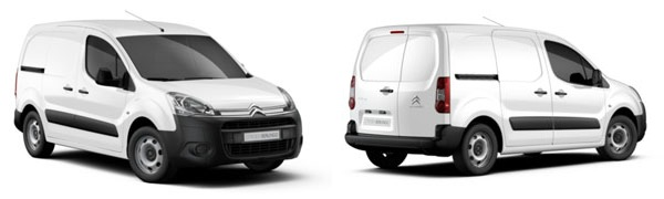 Model Citroën Berlingo Furgón 4p -