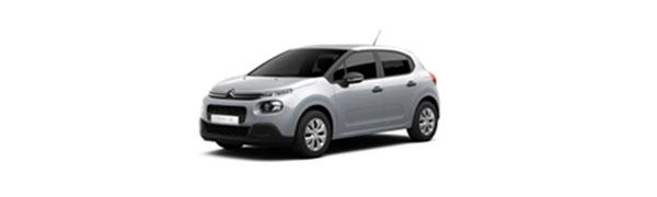 Modelo Citroën C3 - Para Comercial -