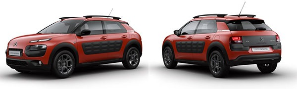 Modelo Citroën C4 Cactus Business