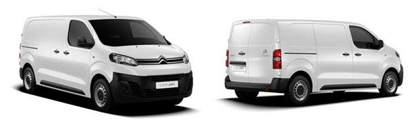 Modelo Citroën Jumpy Furgón City Van