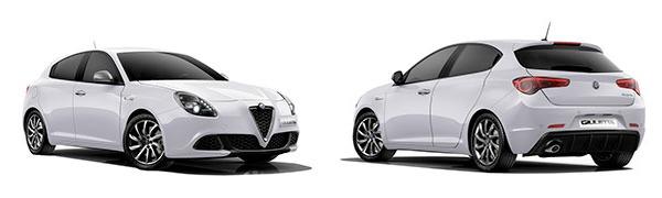 Modelo Alfa Romeo Giulietta Super