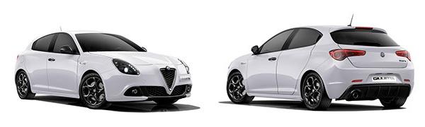 Modelo Alfa Romeo Giulietta Sport