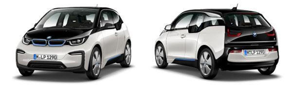 Modelo BMW i3 -