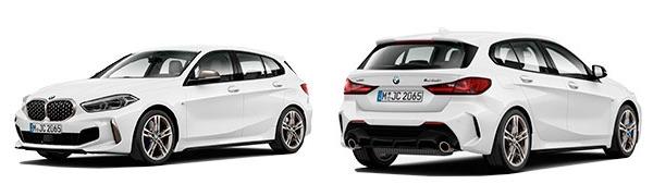 Modelo BMW Serie 1 5p -