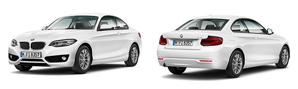 Modelo BMW Serie 2 Coupé -