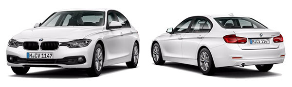 Modelo BMW Serie 3 Berlina -