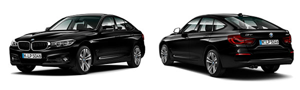 Modelo BMW Serie 3 Gran Turismo -