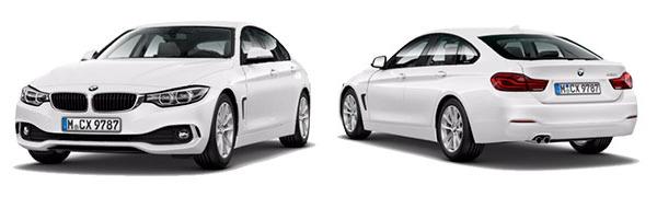 Modelo BMW Serie 4 -