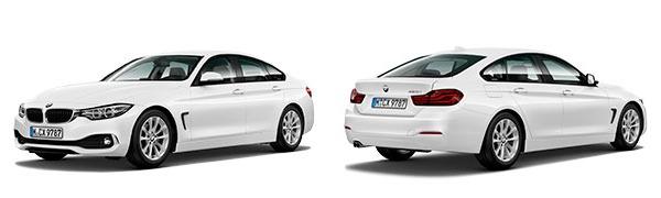 Modelo BMW Serie 4 Gran Coupé -
