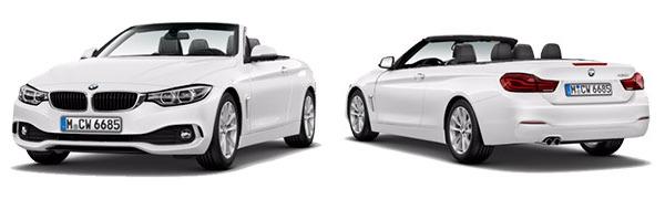 Modelo BMW Serie 4 Cabrio -