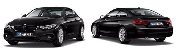 Modelo BMW Serie 4 Coupé -