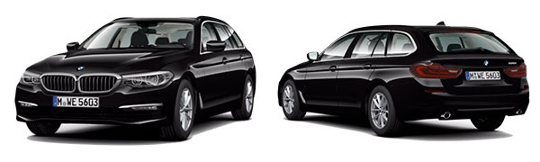 Modelo BMW Serie 5 Touring -