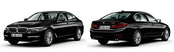 Modelo BMW Serie 5 Gran Turismo Business