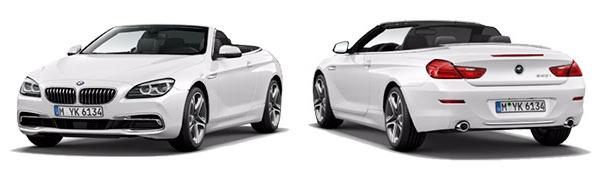 Modelo BMW Serie 6 Cabrio -
