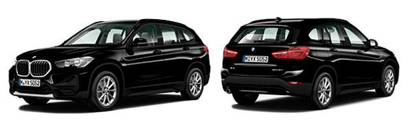 Modelo BMW X1 Business