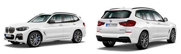 Modelo BMW X3 M