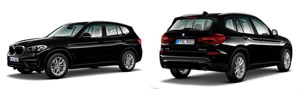 Modelo BMW X3 sDrive18d