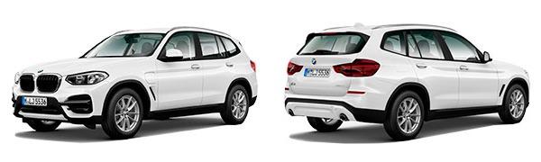 Modelo BMW X3 xDrive30e