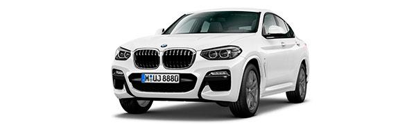 Modelo BMW X4 M