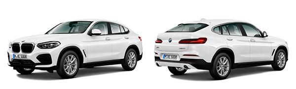 Modelo BMW X4 -