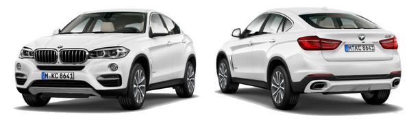 Modelo BMW X6 xDrive50i