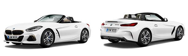 Modelo BMW Z4 Roadster -