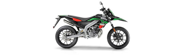 Modelo Aprilia SX -