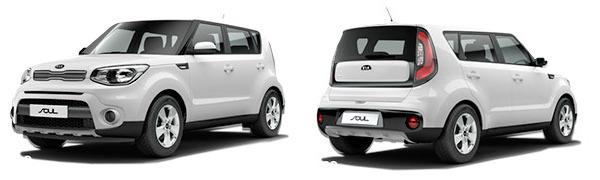 Modelo Kia Soul Emotion