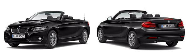 Modelo BMW Serie 2 Cabrio -