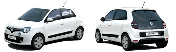 Modelo Renault Twingo 5p Intens