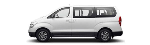 Modelo Hyundai H-1 Travel Tecno