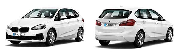 Modelo BMW Serie 2 Active Tourer -