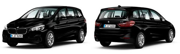 Modelo BMW Serie 2 Gran Tourer Business