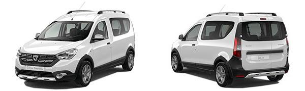 Modelo Dacia Dokker 5p Stepway Essential