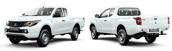 Modelo Mitsubishi L200 pickup 4p M-Pro